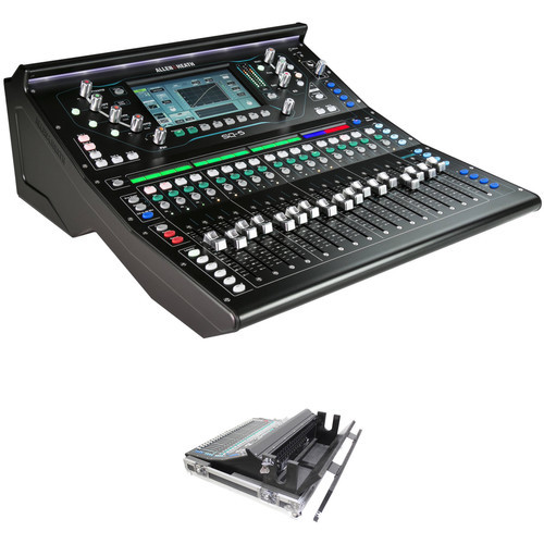 48 Channel 36 Bus Digital Mixer