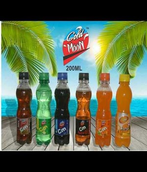 Carbonated Soft Drinks 200ml