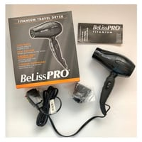 Beliss Pro Luxe Series Professional Hair Dryer