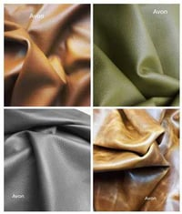 Finished PVC Leatherite Fabric