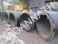 Round Cast Iron Pipe