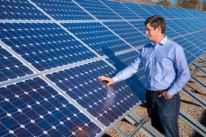 Rooftop Solar Panel Roof Mounting Systems