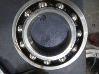 High Strength Ball Bearing