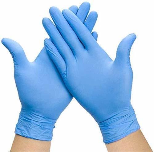 Nitrile Medical Hand Gloves