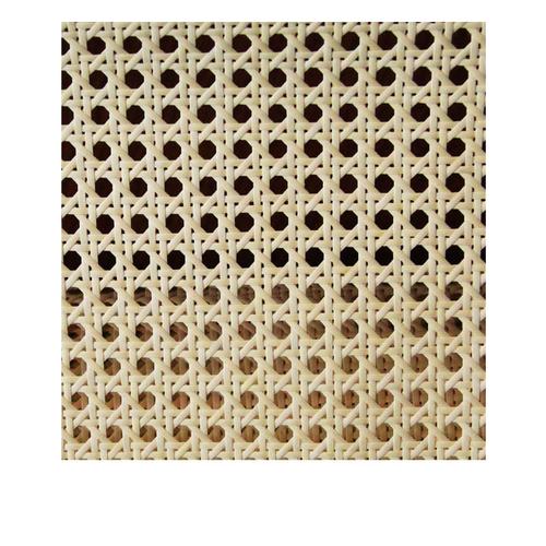 Bleached Rattan Cane Webbing Materials