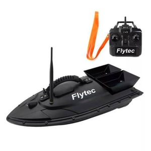 Flytec 3 Generations Electric Remote Controlled Fishing Bait