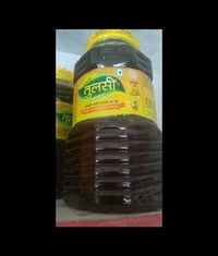 100% Pure and Organic Mustard Oil