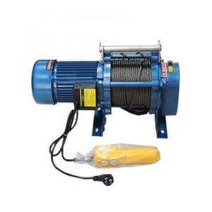 KCD Winch Single Phase