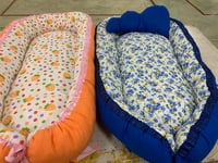 Cotton Toyforest Baby Bed