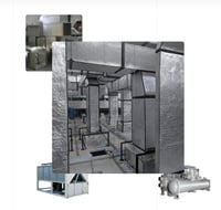 Industrial Ducts and Chillers