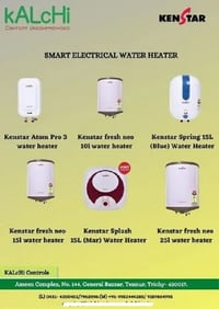 Automatic Water Heater (Kenstar)