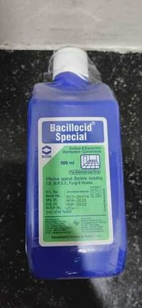 Bacillocid Special Disinfectant 500ml