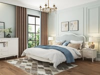 Designer Home Double Bed