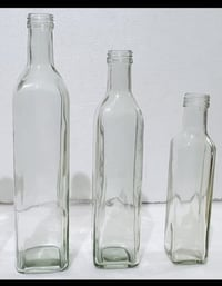 Glass Bottle For Oil and Liquid