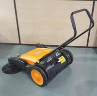 Road Street And Floor Hand Push Sweeping Machine