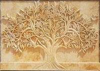 Tree of Life On Stone
