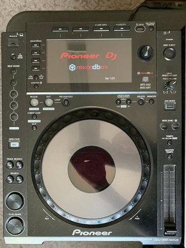 New Pioneer CDJ 900 DJ Mixer