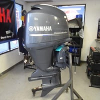Yamahas 200HP Outboards Motors