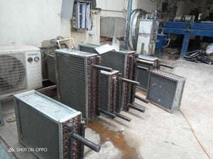Industrial Chilled Water Coil