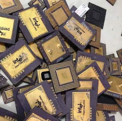 Quality Intel CPU Scraps