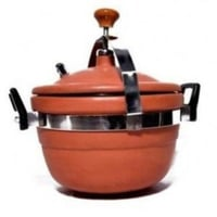 Natural Clay Pressure Cooker