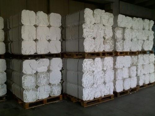 EPS White Block Scraps