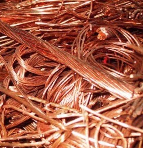 Red Color Copper Scrap