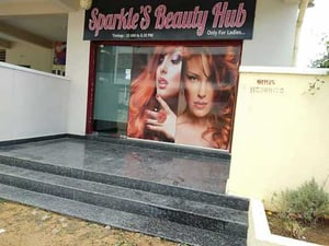 Well Running Beauty Parlour For Sale