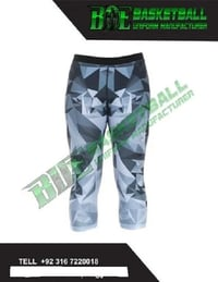 100% Polyester Sublimated Short
