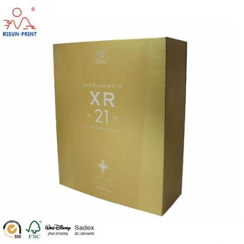 Luxury XO Packaging Paper Boxes