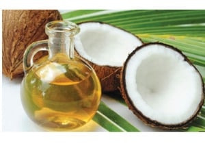 Coconut Oil for Cooking and Cosmetics