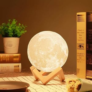 Rechargeable Color Changing Sensor Ball Night Lamp