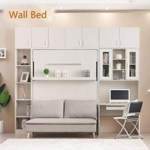 Wall Mounted Double Bed