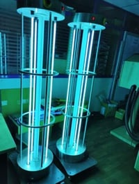 Stainless Steel UV Disinfection