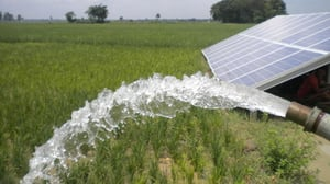 1.5HP Solar Water Pump for Drinking Water