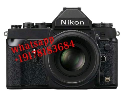 Black Color Nikon Camera