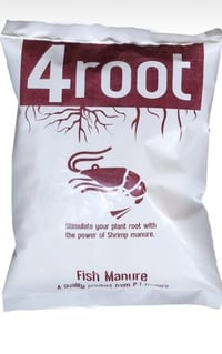 Fish Organic Manure and Seeds