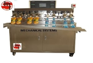 Ice Lolly Pouch Filling Machine
