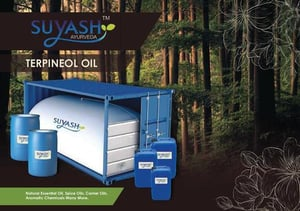 Terpineol Oil With Pleasant Odor