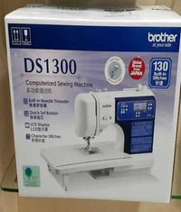 DS 1300 Computerized Brother Sewing Machine