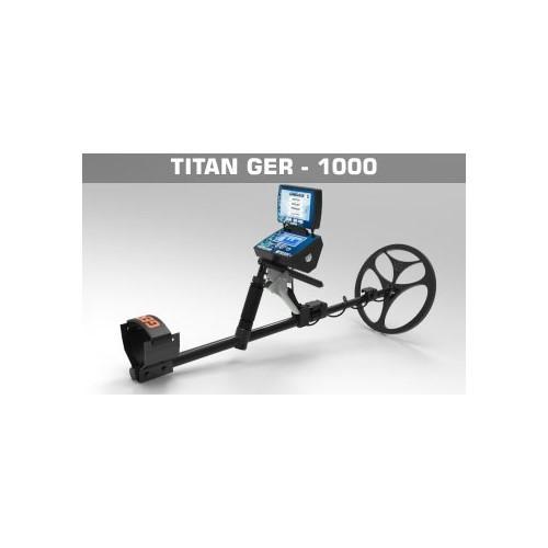 Titan Ger 1000 Gold Detector