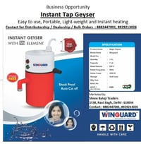 Portable Instant Water Heater