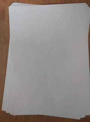 Synthetic Paper (White Color)