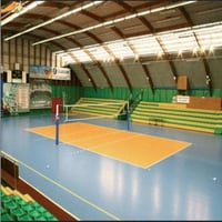 Volleyball Court PVC Flooring Services