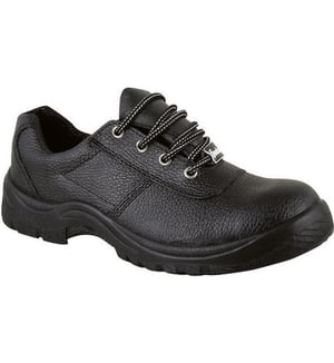 Jetsafe Full Grain leather PU Sole Safety Shoes