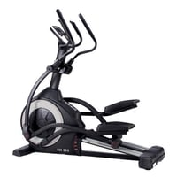 KH 595 3 Level Manual Incline Ellipticals Machine