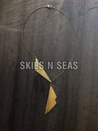 Perfect Shape Brass Necklace