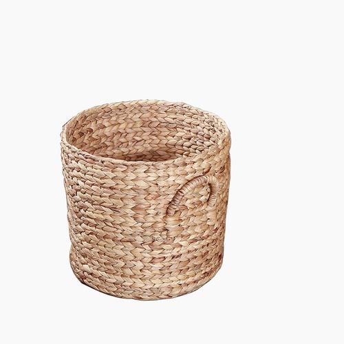 Handmade Water Hyacinth Baskets