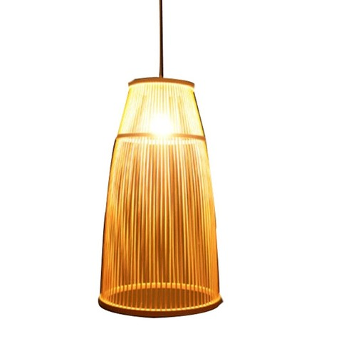 New Arrivals Bamboo Lampshades
