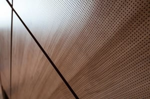Ultra Micro Perforated Wall Panel